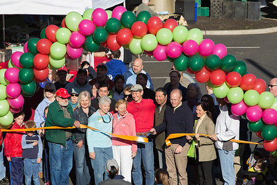 And the market opens for another season! Collingswood, NJ. May 4, 2013